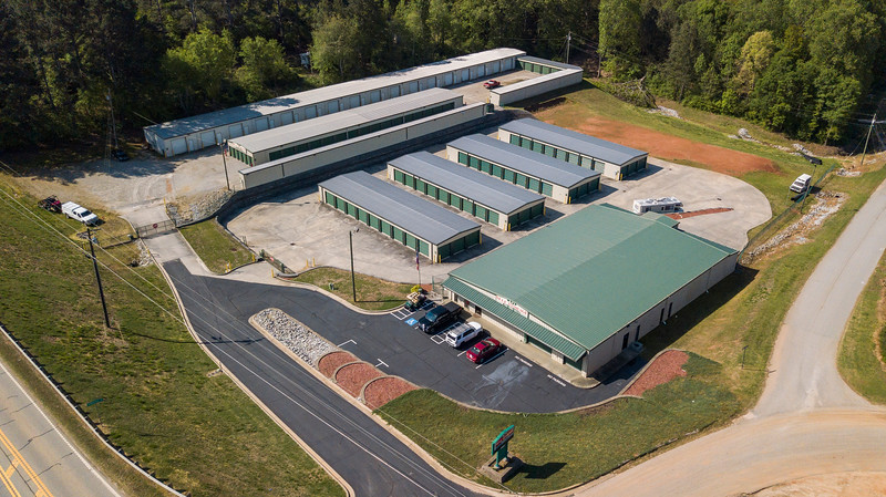 Storage Facility in Toccoa, GA