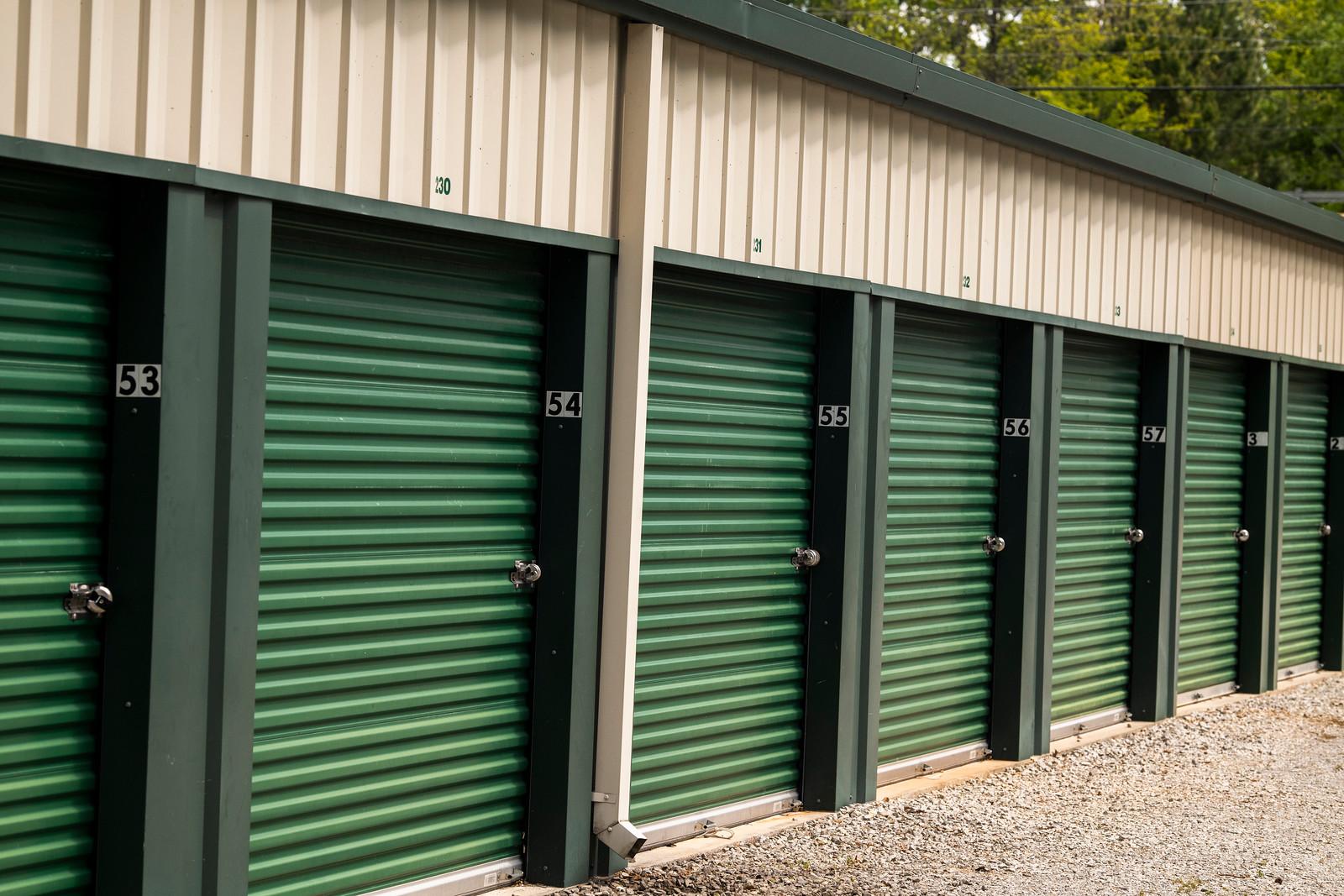 Toccoa, GA Storage