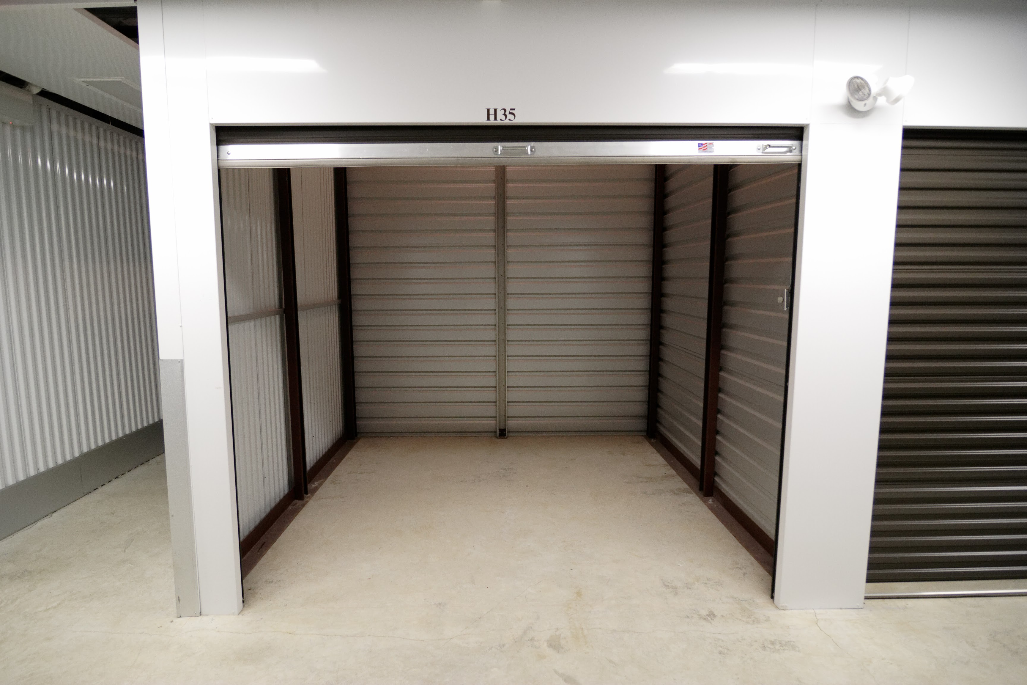 large interior storage in york, pa
