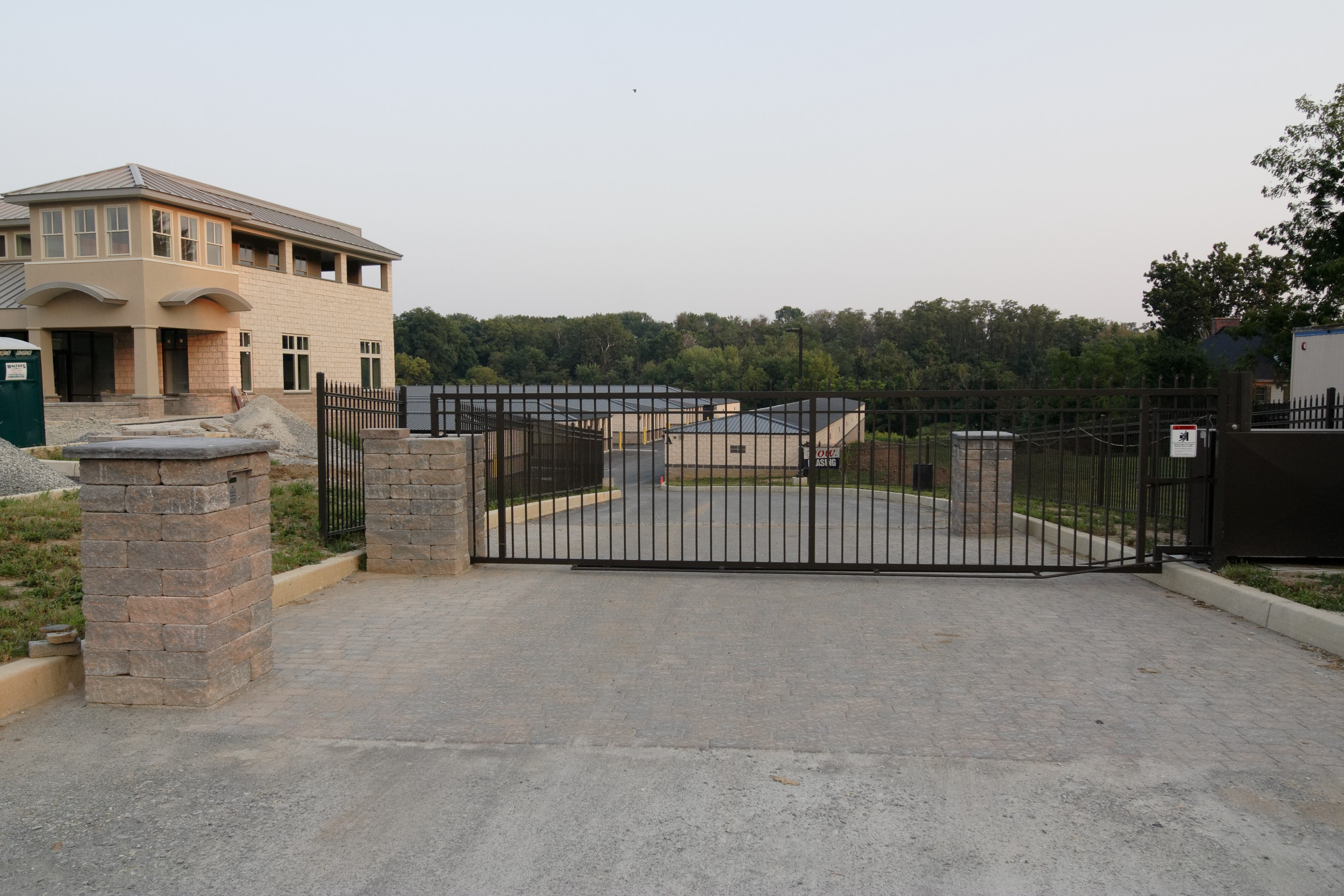 fenced and gated storage in york, pa