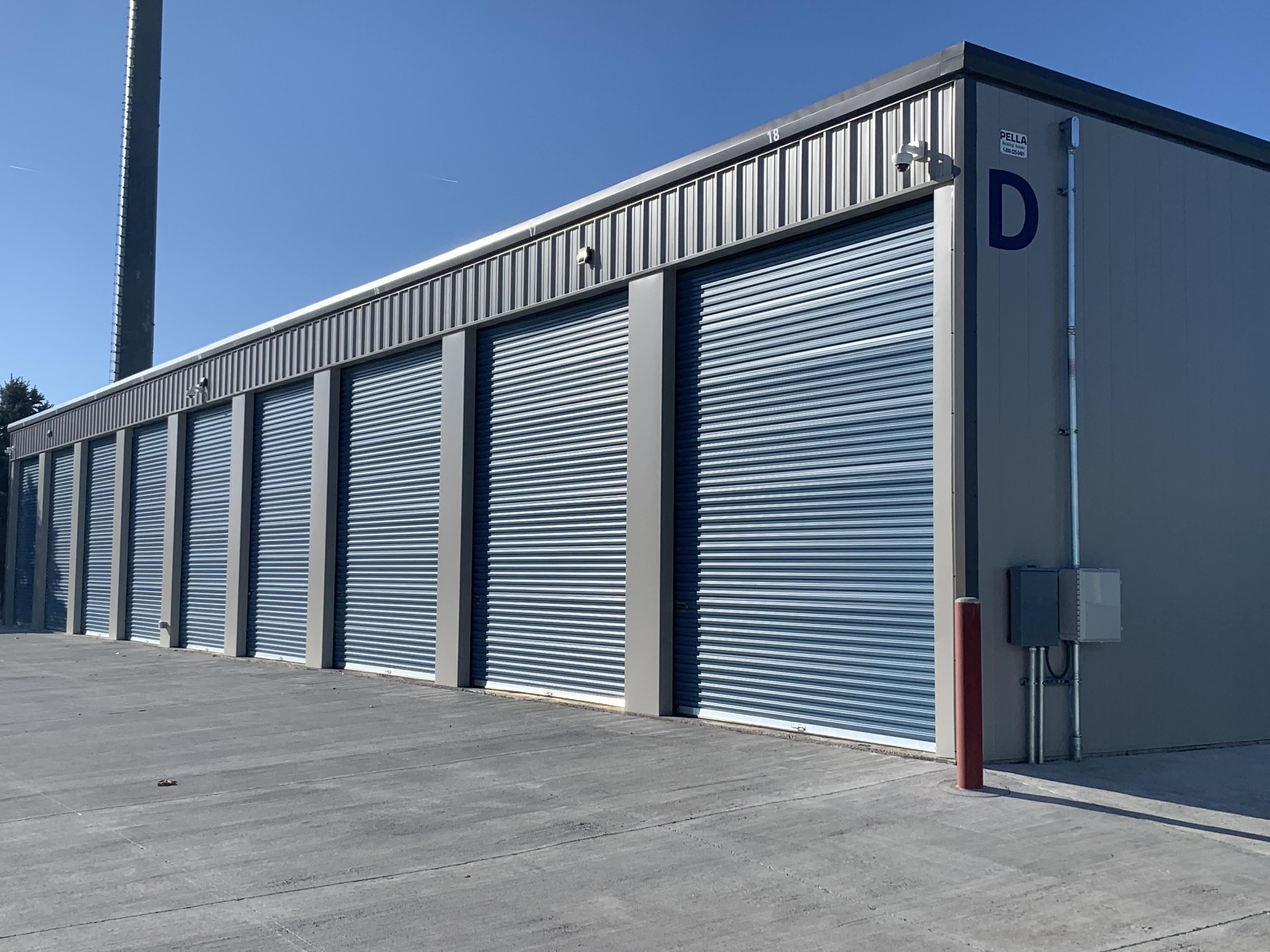 Building D Exterior