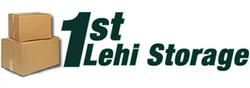 1st Lehi Storage logo