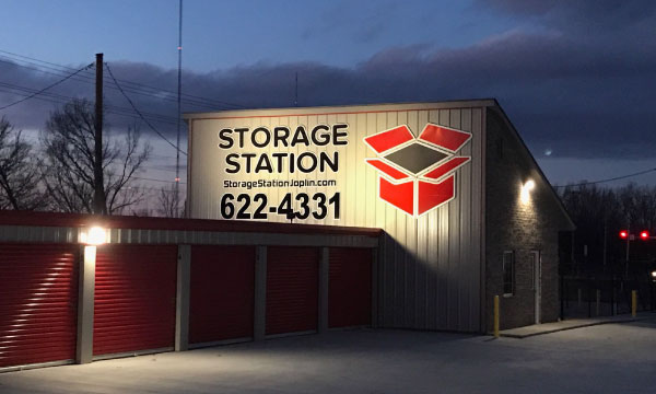 Storage solution in Joplin