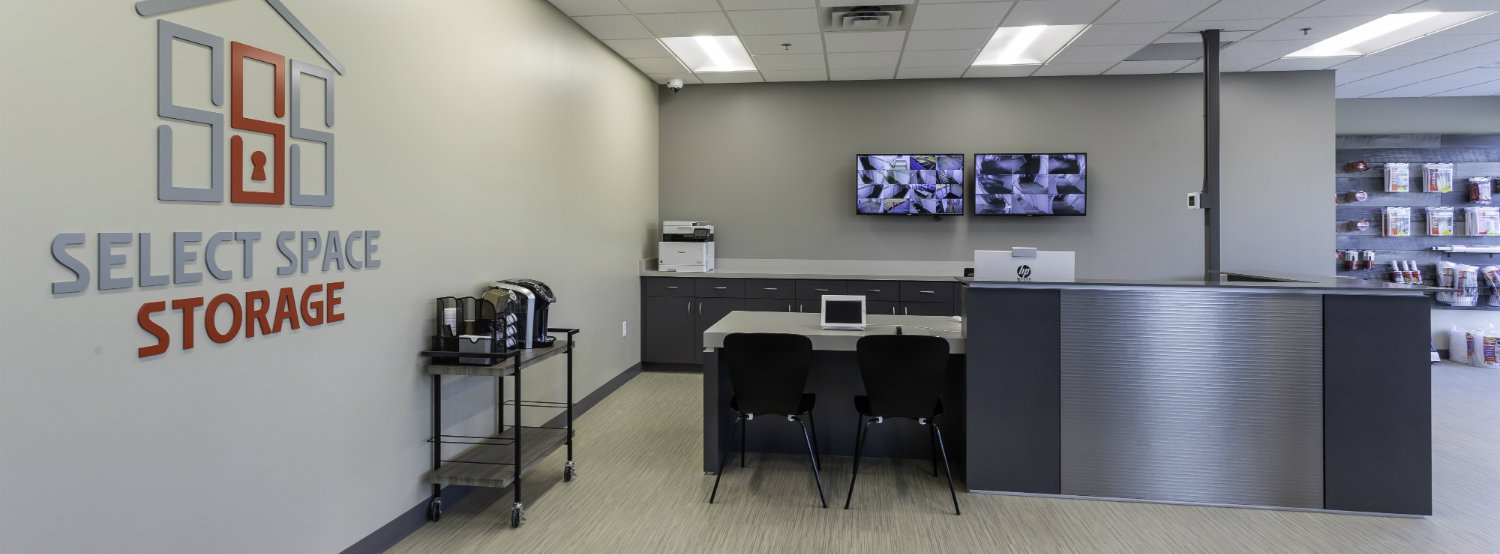 Select Space Storage Facility Office