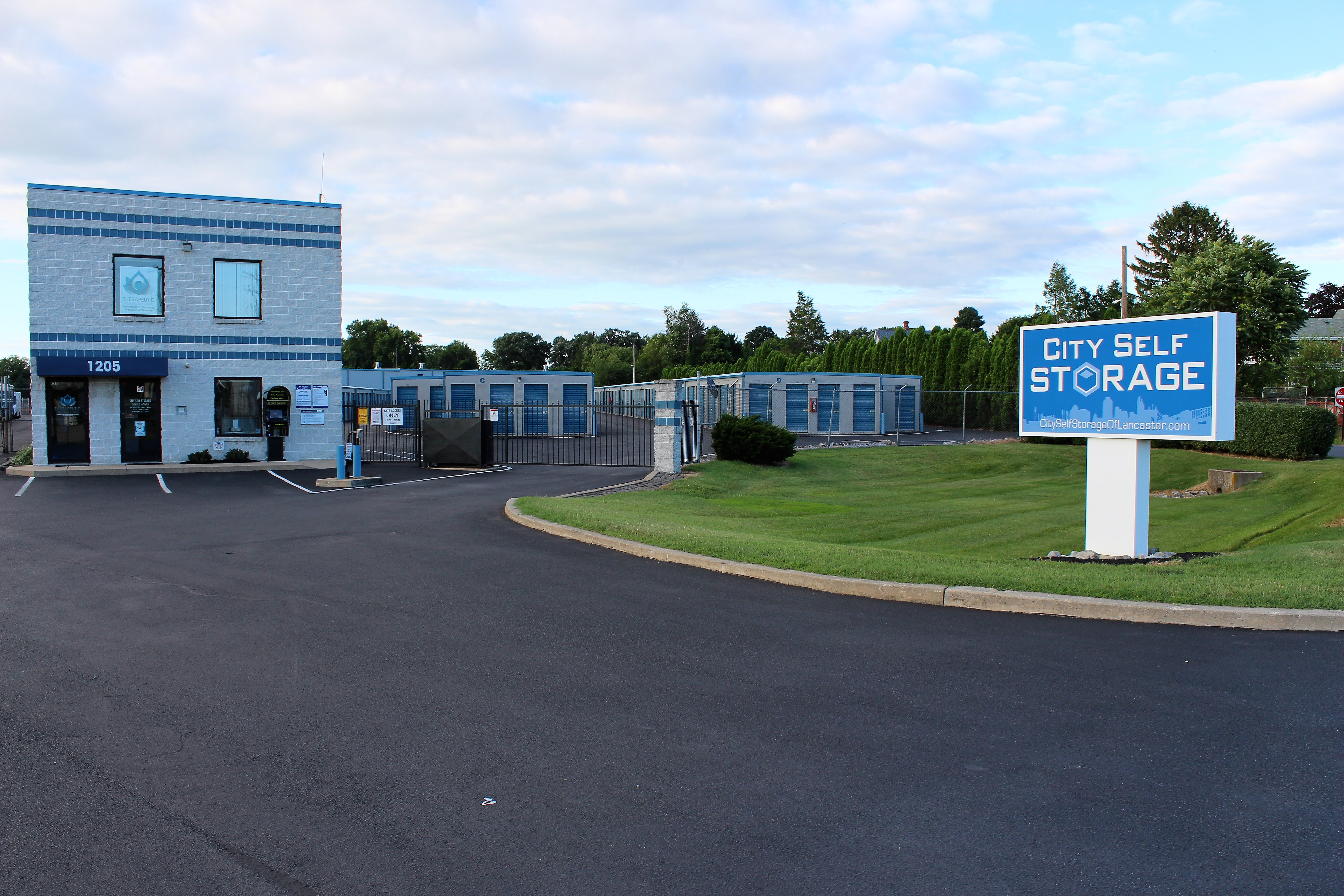 City Self Storage in Lancaster, PA