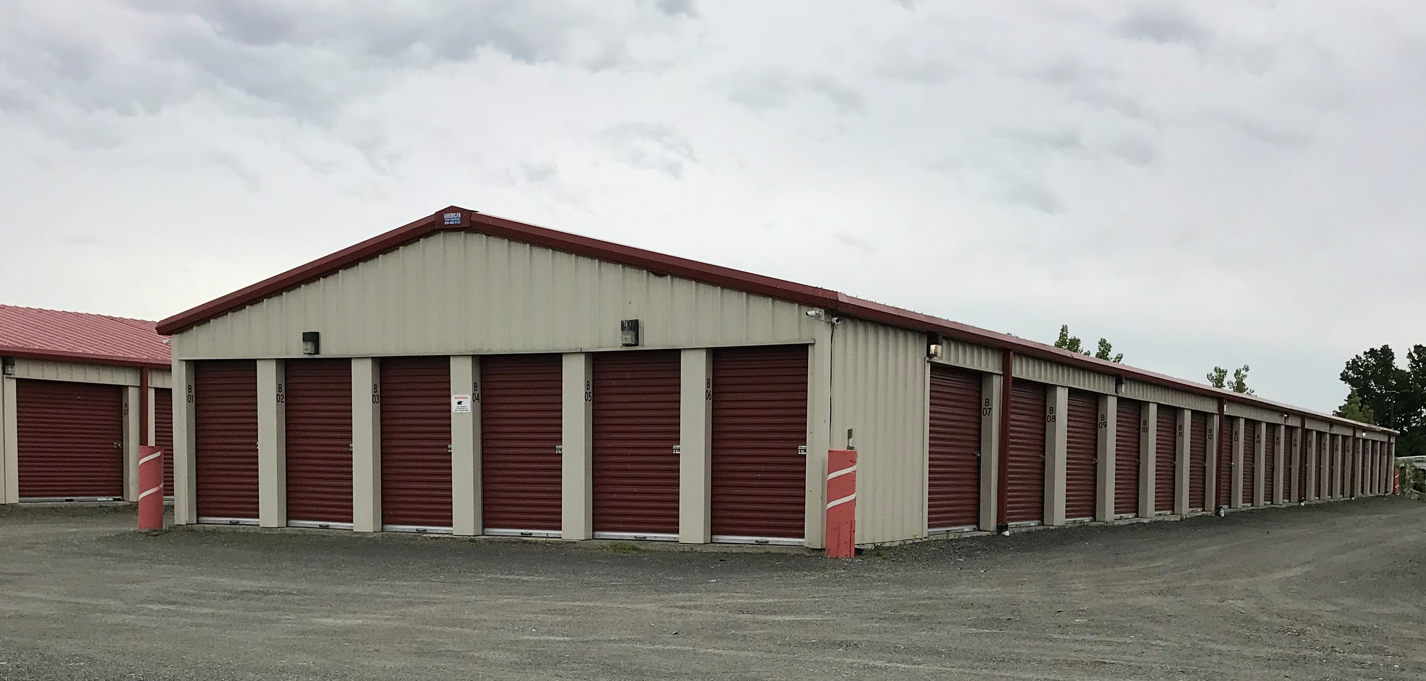 Tamarac Self Storage - Troy