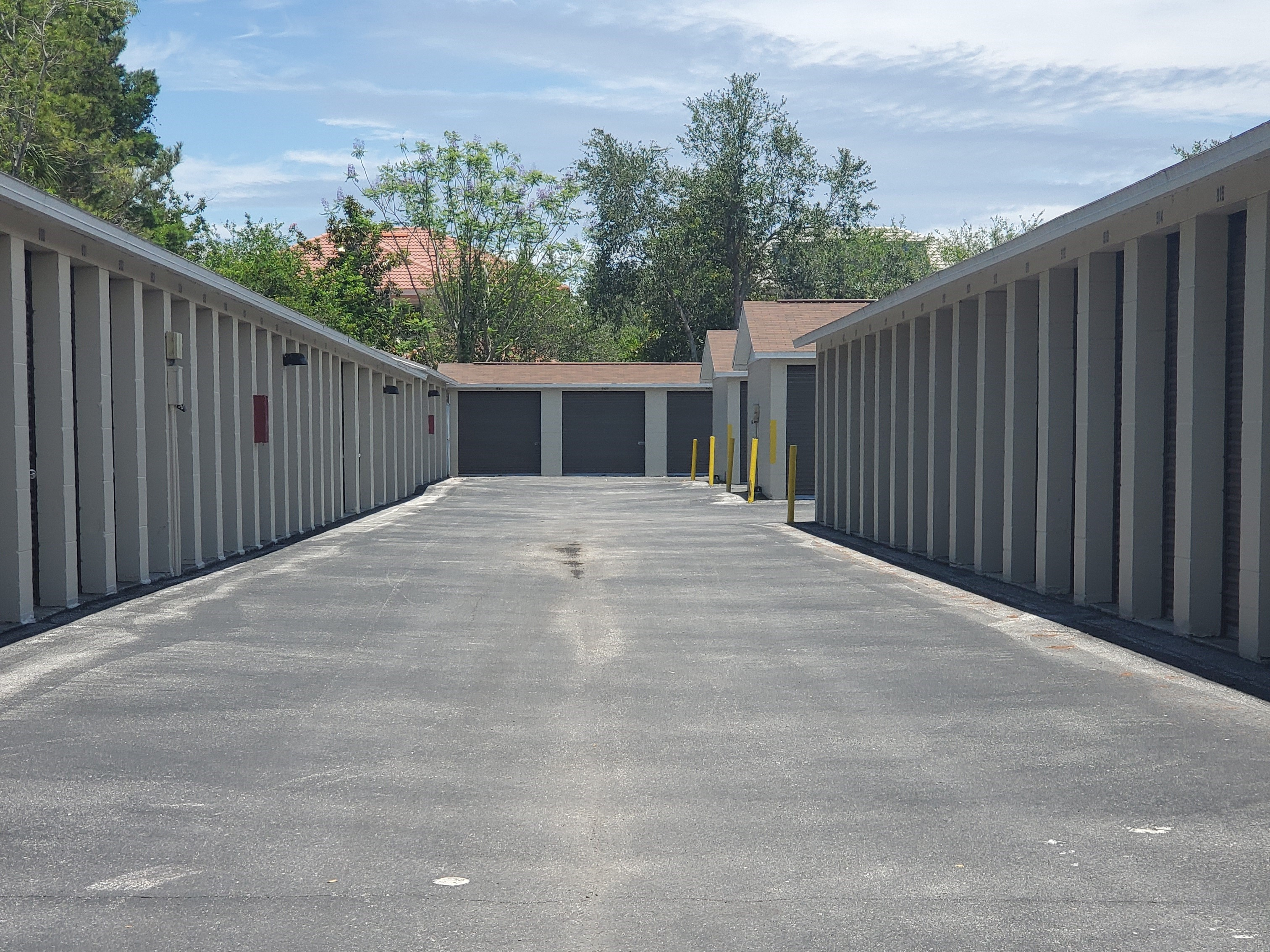 Drive Up Storage in Clearwater, FL