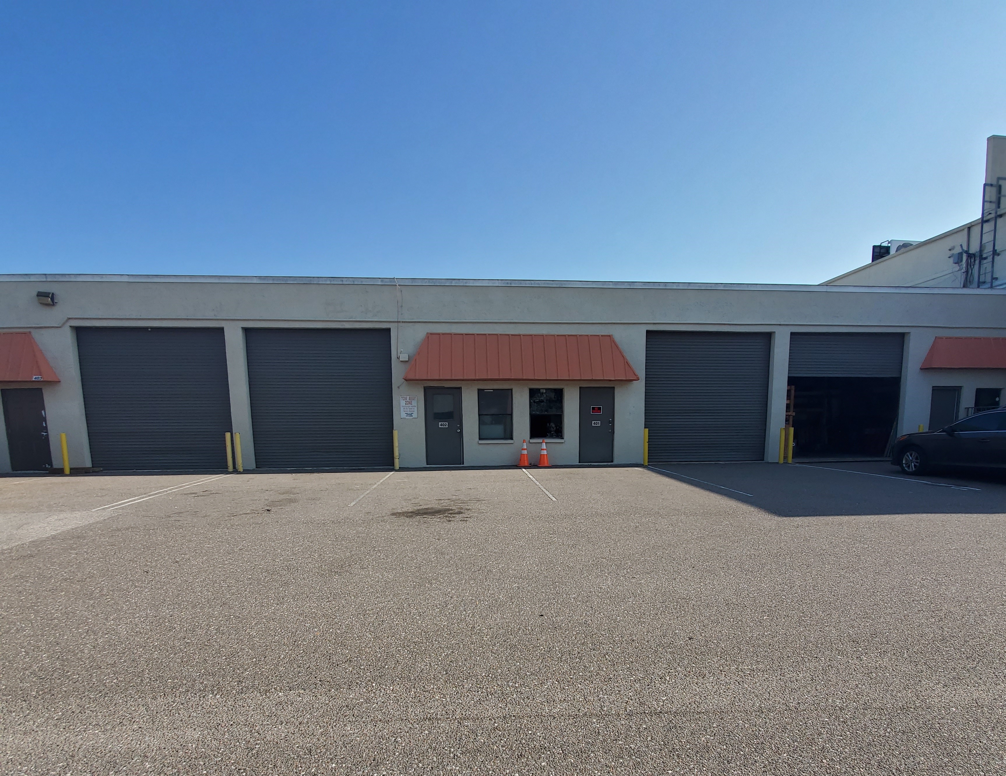 Industrial Storage Clearwater, FL