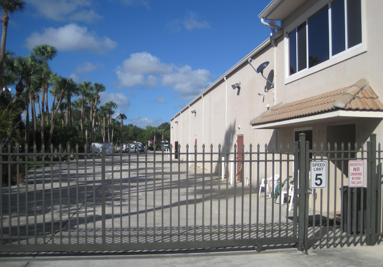 Fenced & Gated Storage Fort Pierce, FL