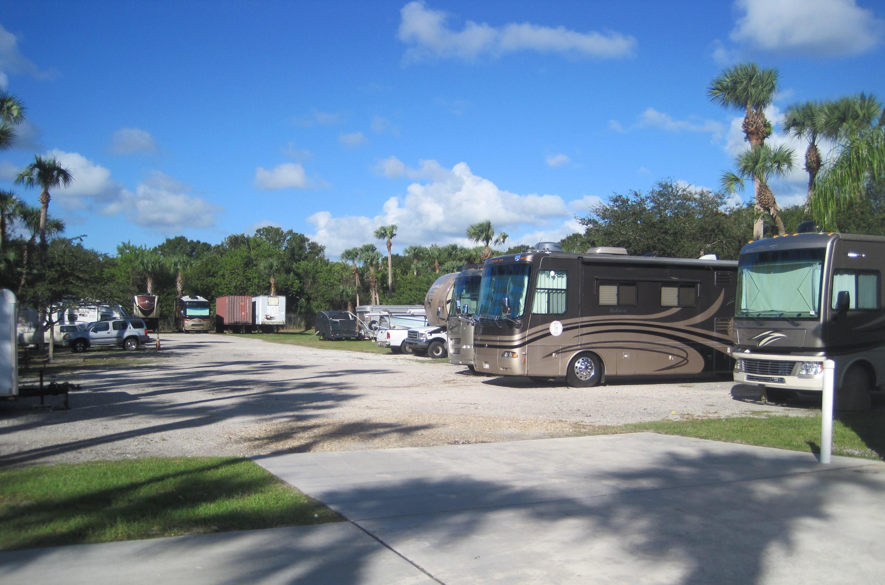 Vehicle Storage Ft. Pierce, FL