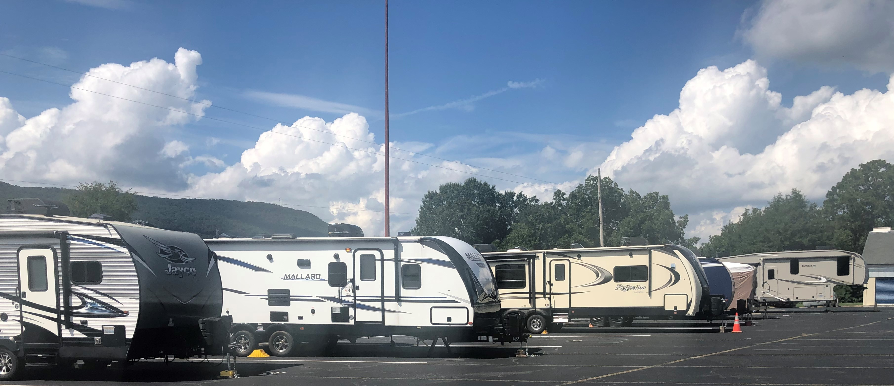 RV Parking in Chattanooga, TN
