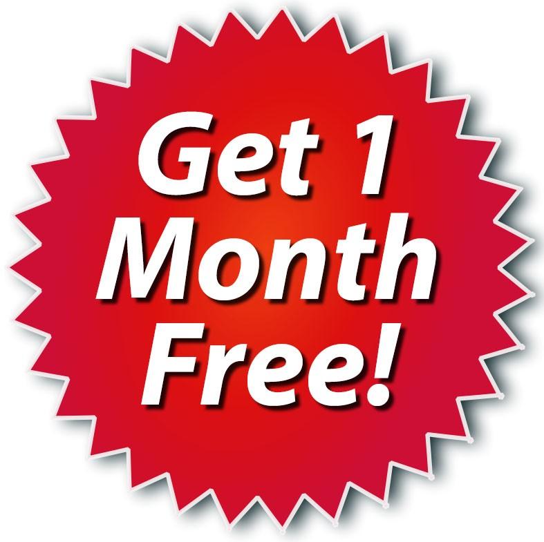 12th Month Free