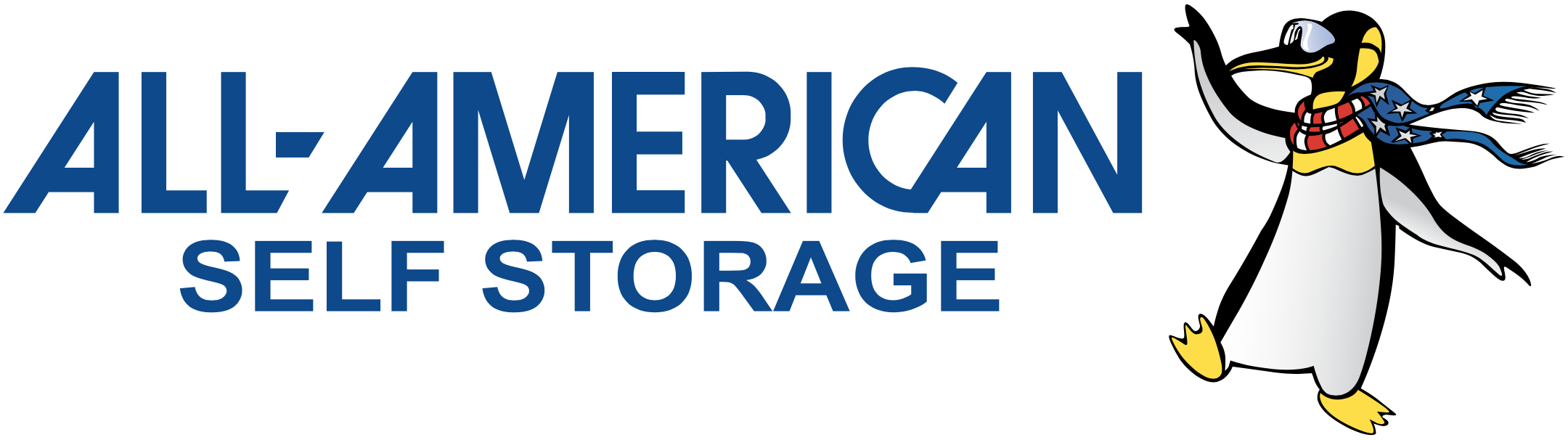 All-American Self Storage Logo