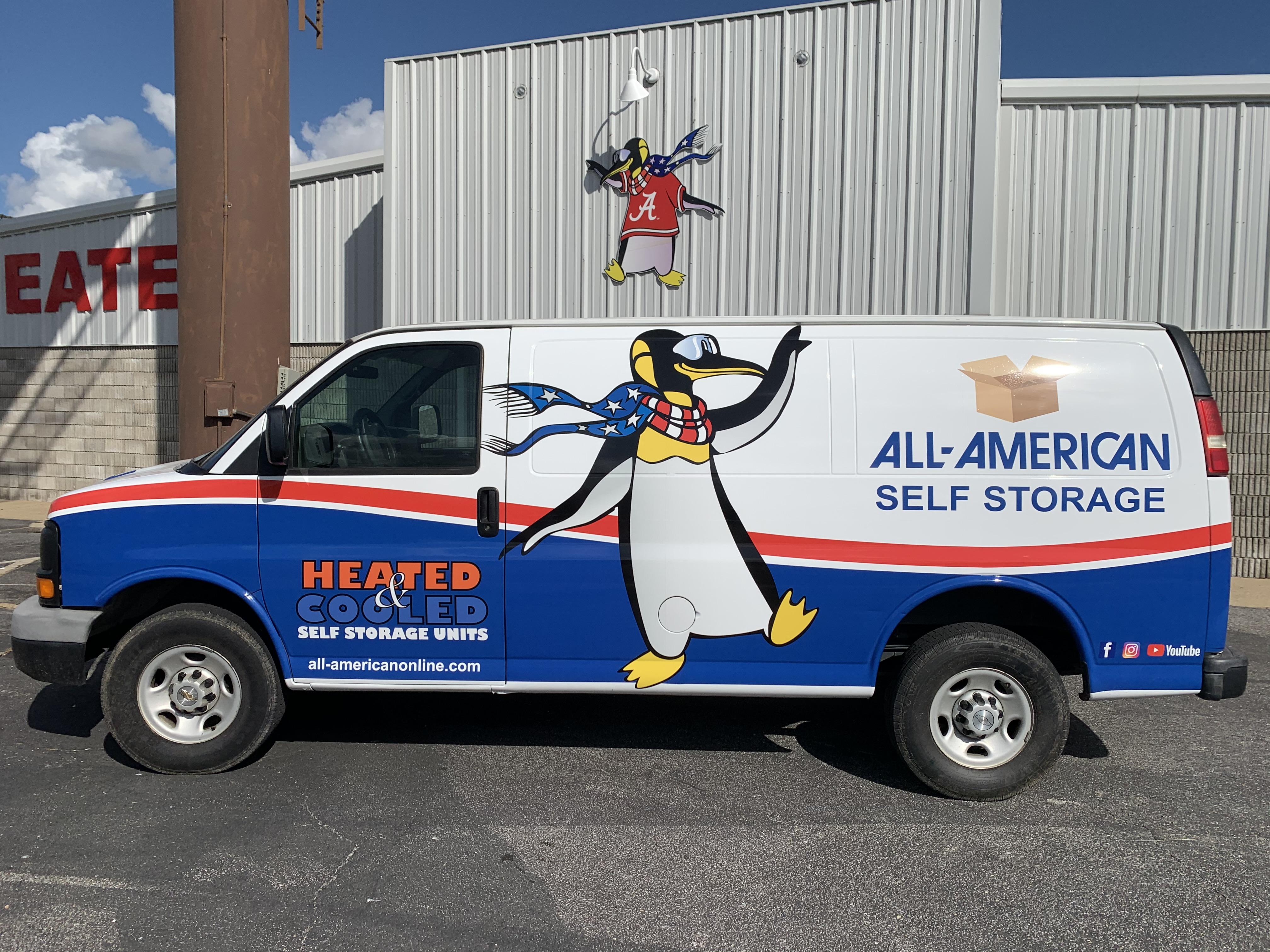 Moving Van Rental Tuscaloosa