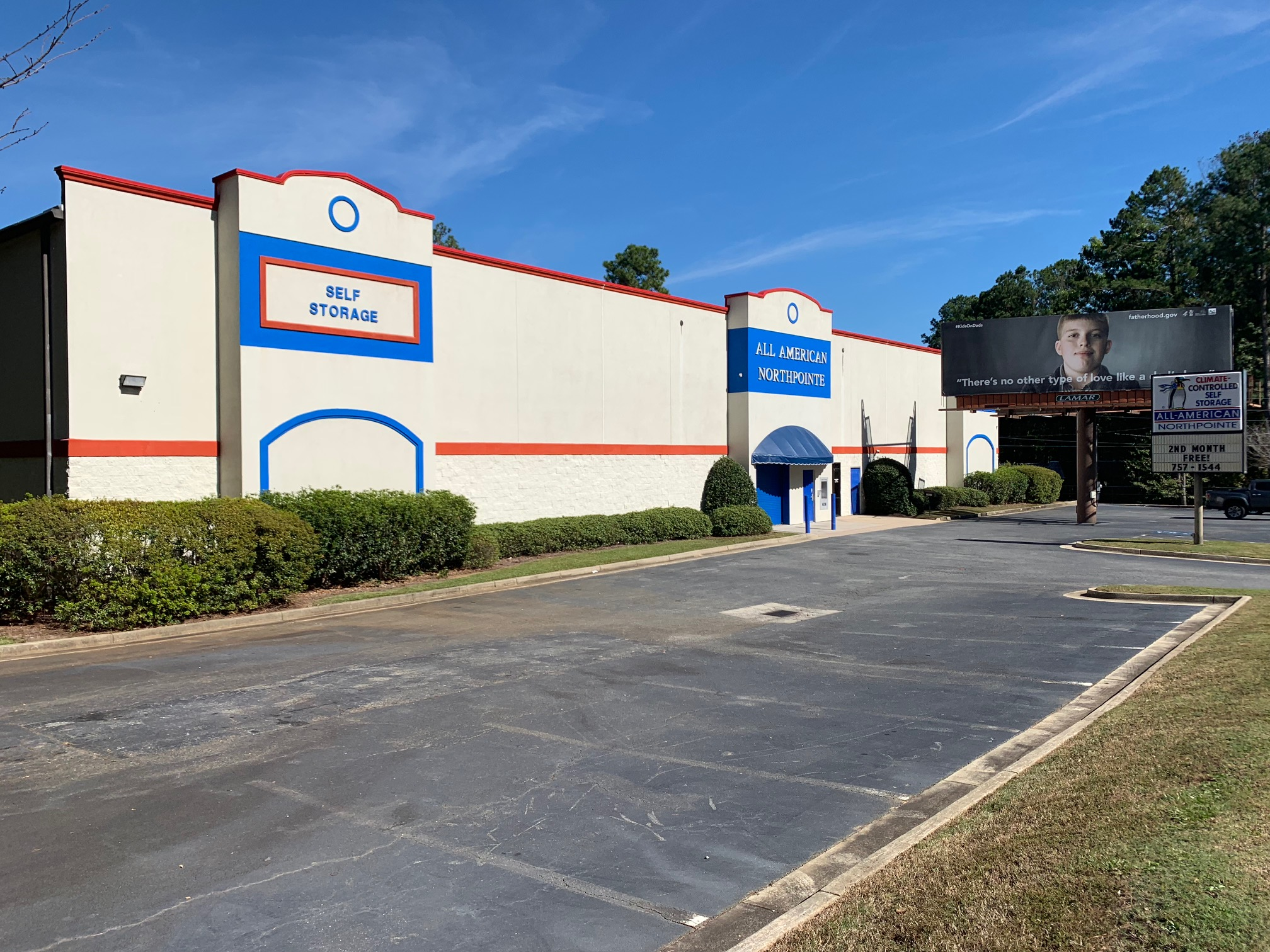 All-American Self Storage - Northpointe