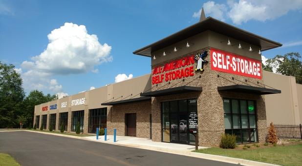 All-American Self Storage - Bowman Rd.