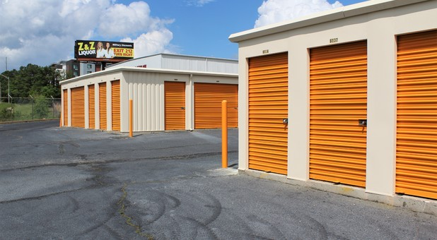 Mercer Self Storage Macon, GA