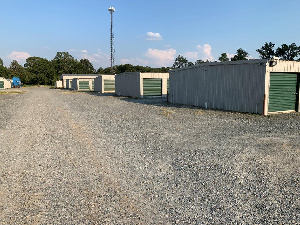 Bellevue Road Storage Units
