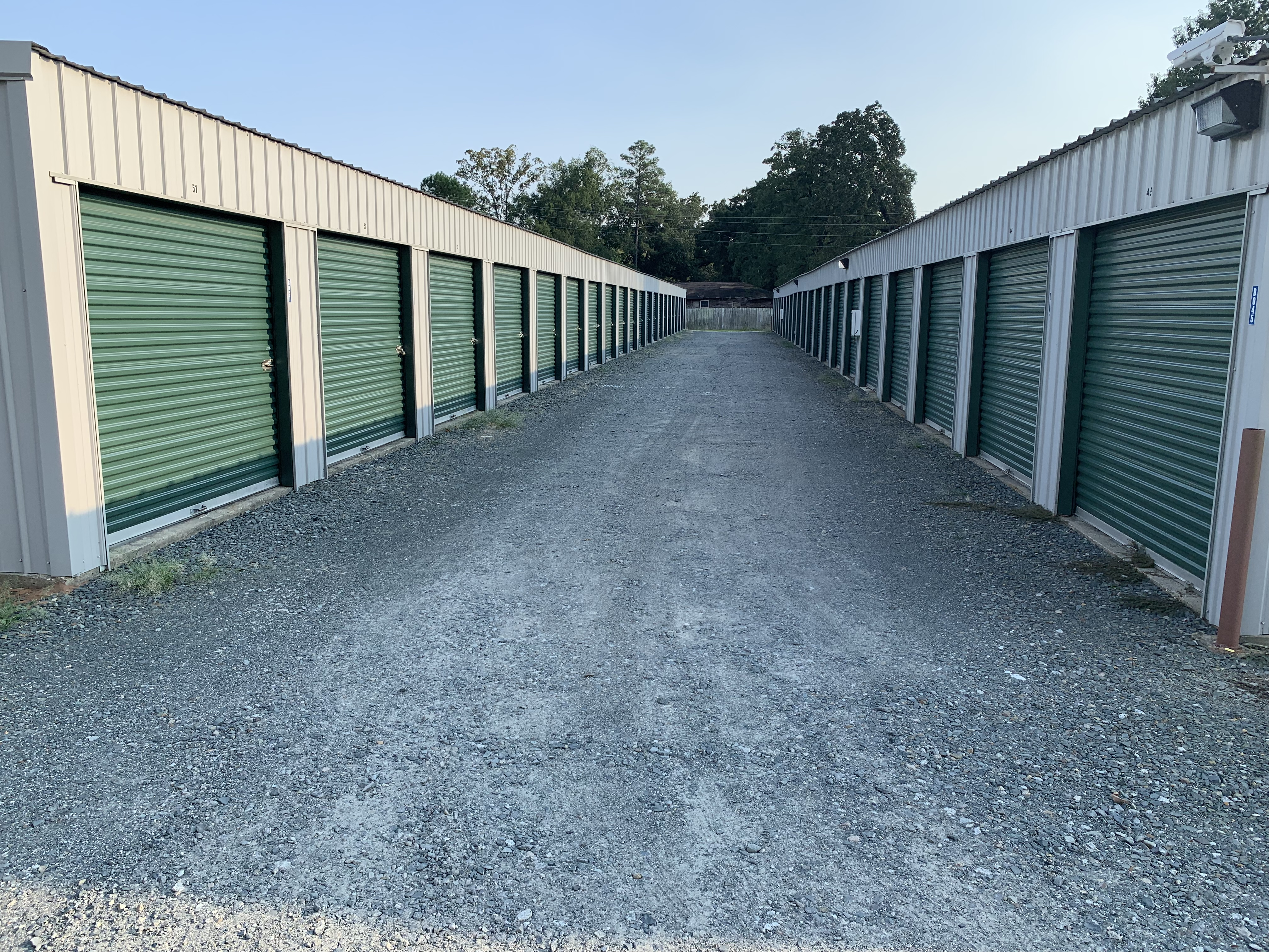 Conventional Storage Units