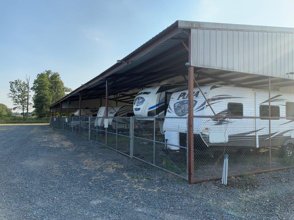 Vehicle Storage in Haughton, LA