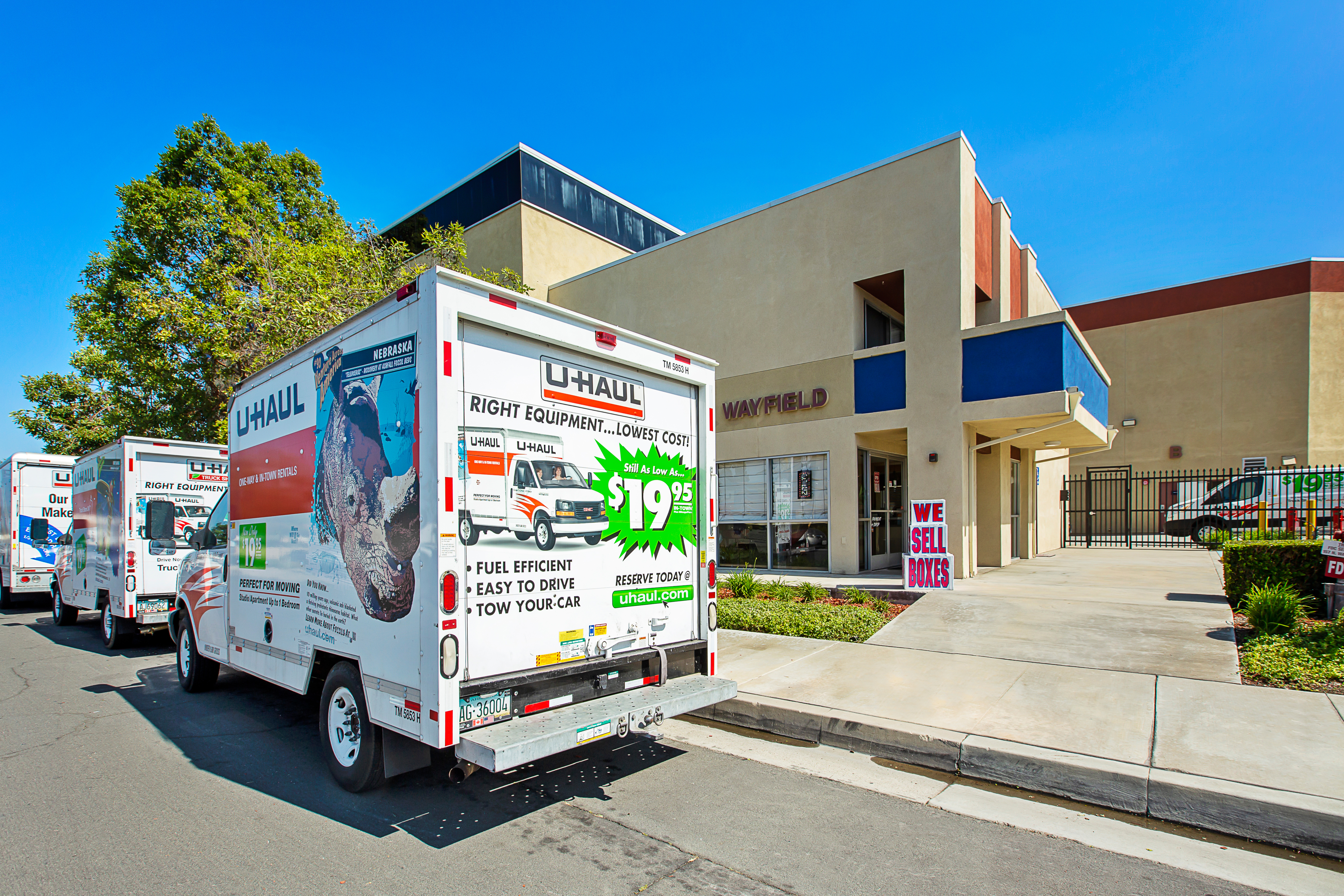 One Stop Storage in Orange, CA
