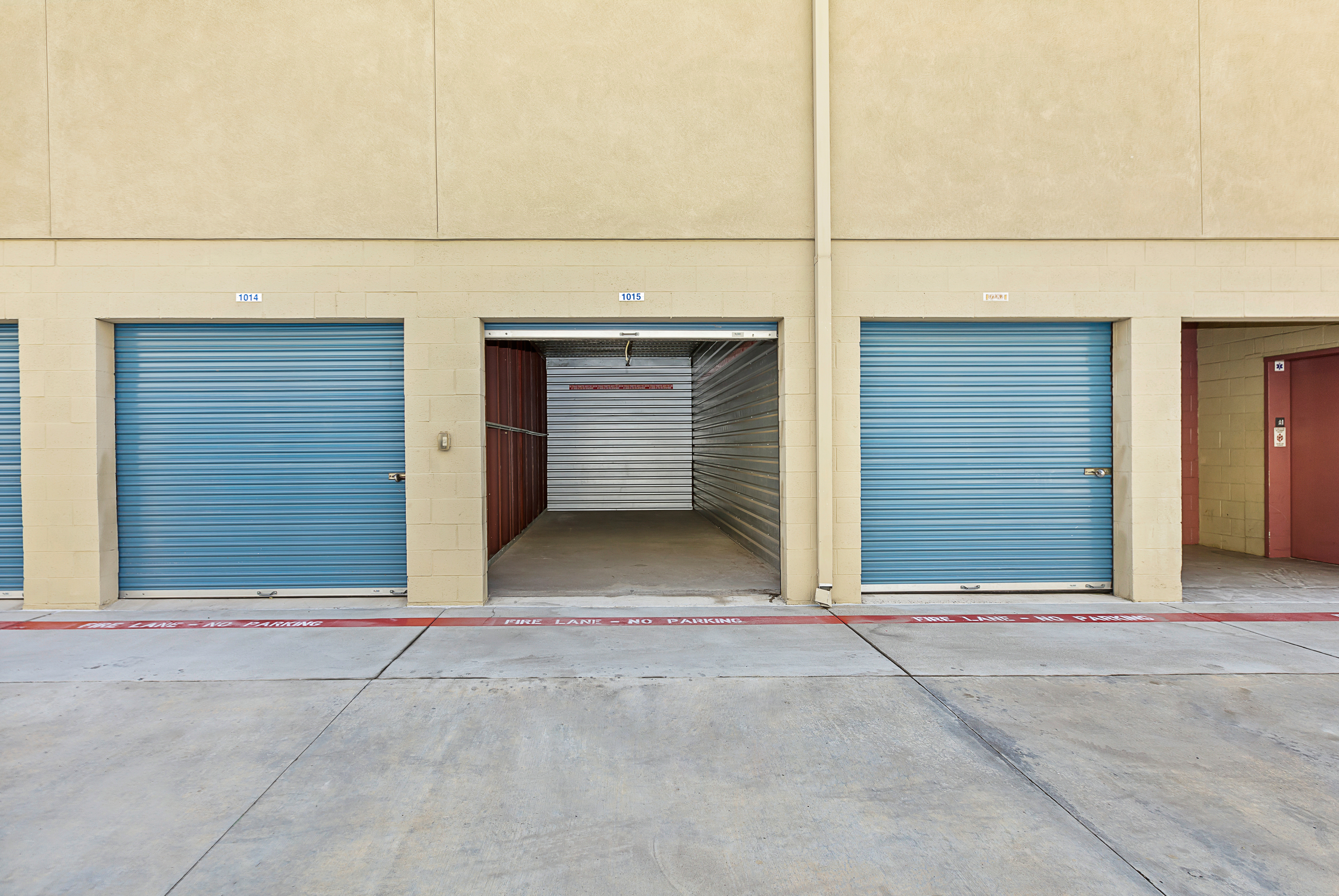 Drive-Up Storage in Orange, CA