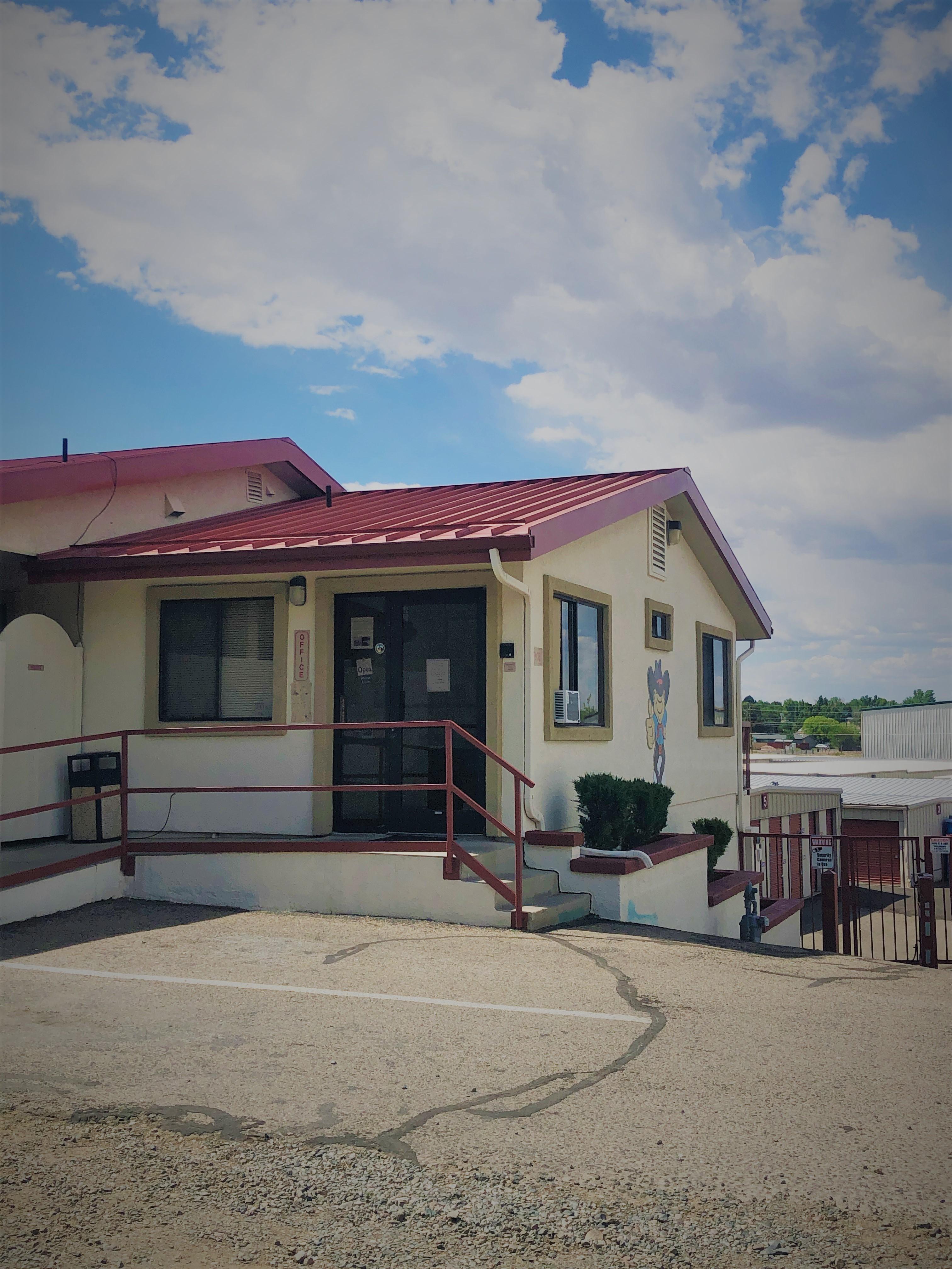 Budget Mini Storage, Front Office, Prescott Valley, AZ