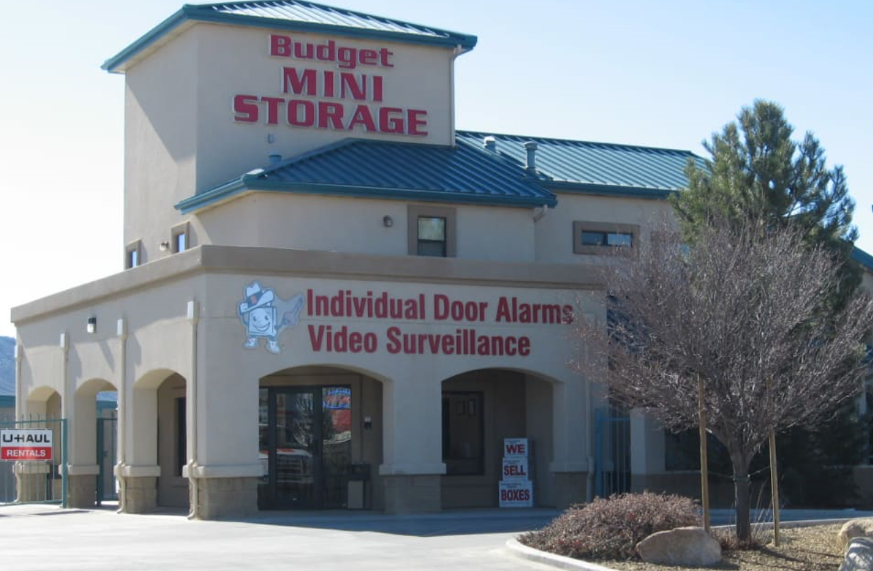 Budget Mini Storage of Prescott Valley, AZ