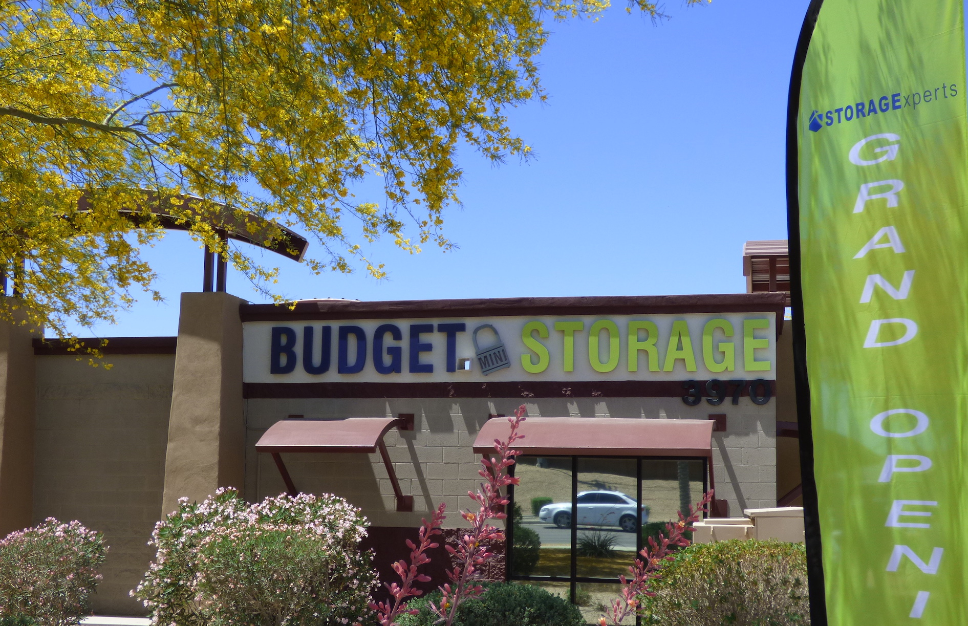 Budget Mini Storage of Goodyear, AZ