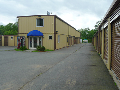 front office to valley self storage