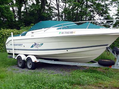 boat and vehicle storage in leesburg, va