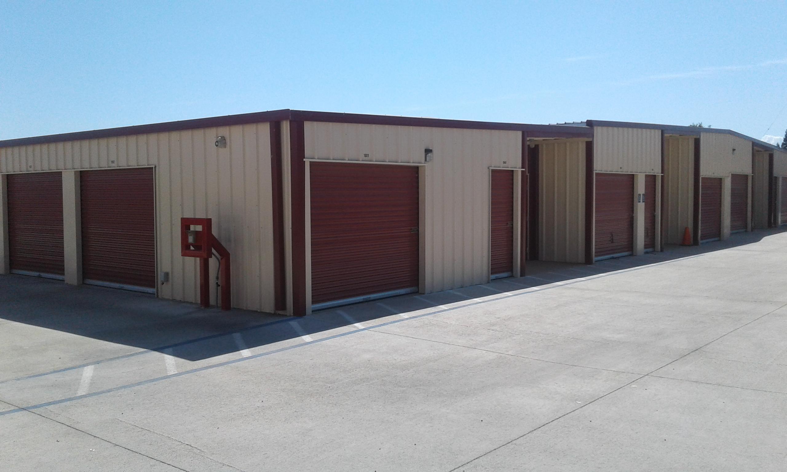 Extra Self Storage - Red Bluff