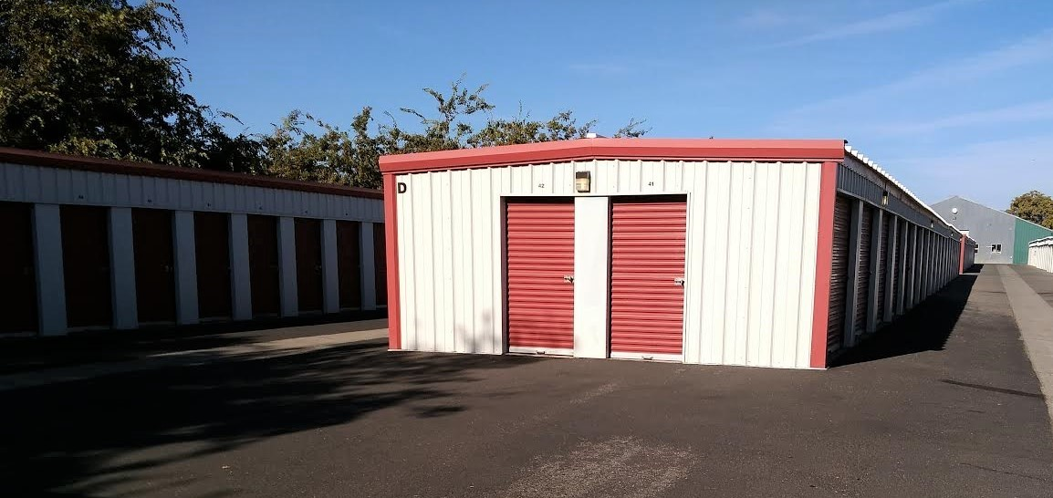 Secure Storage in Chico