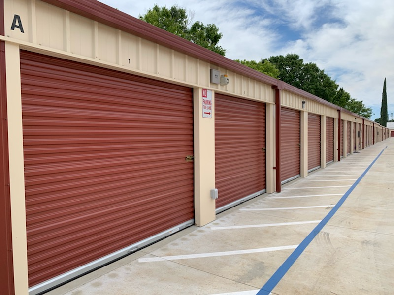 Secure Storage in Chico, CA