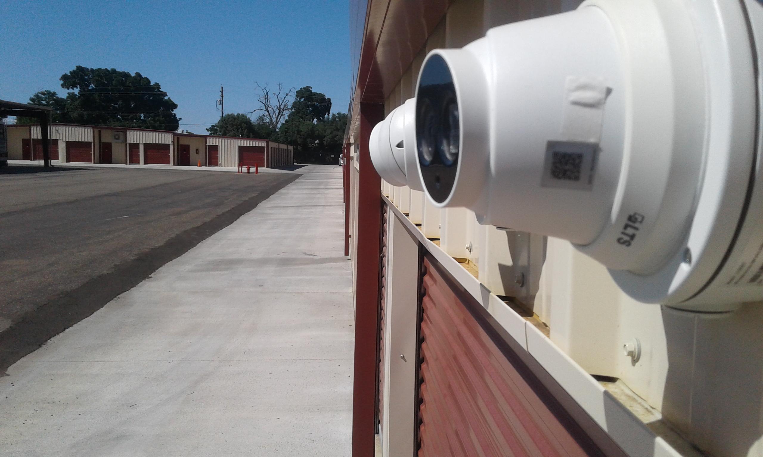 Secure Storage in Red Bluff