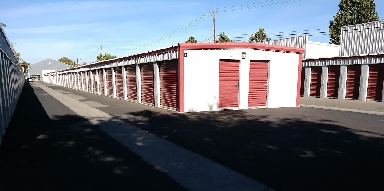 Storage Facility in Chico