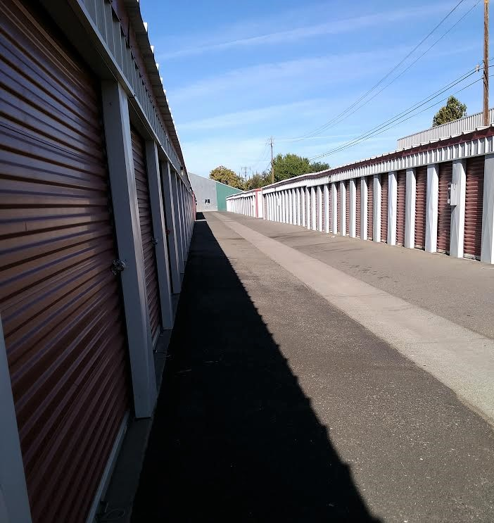 Storage Facility in Chico, CA