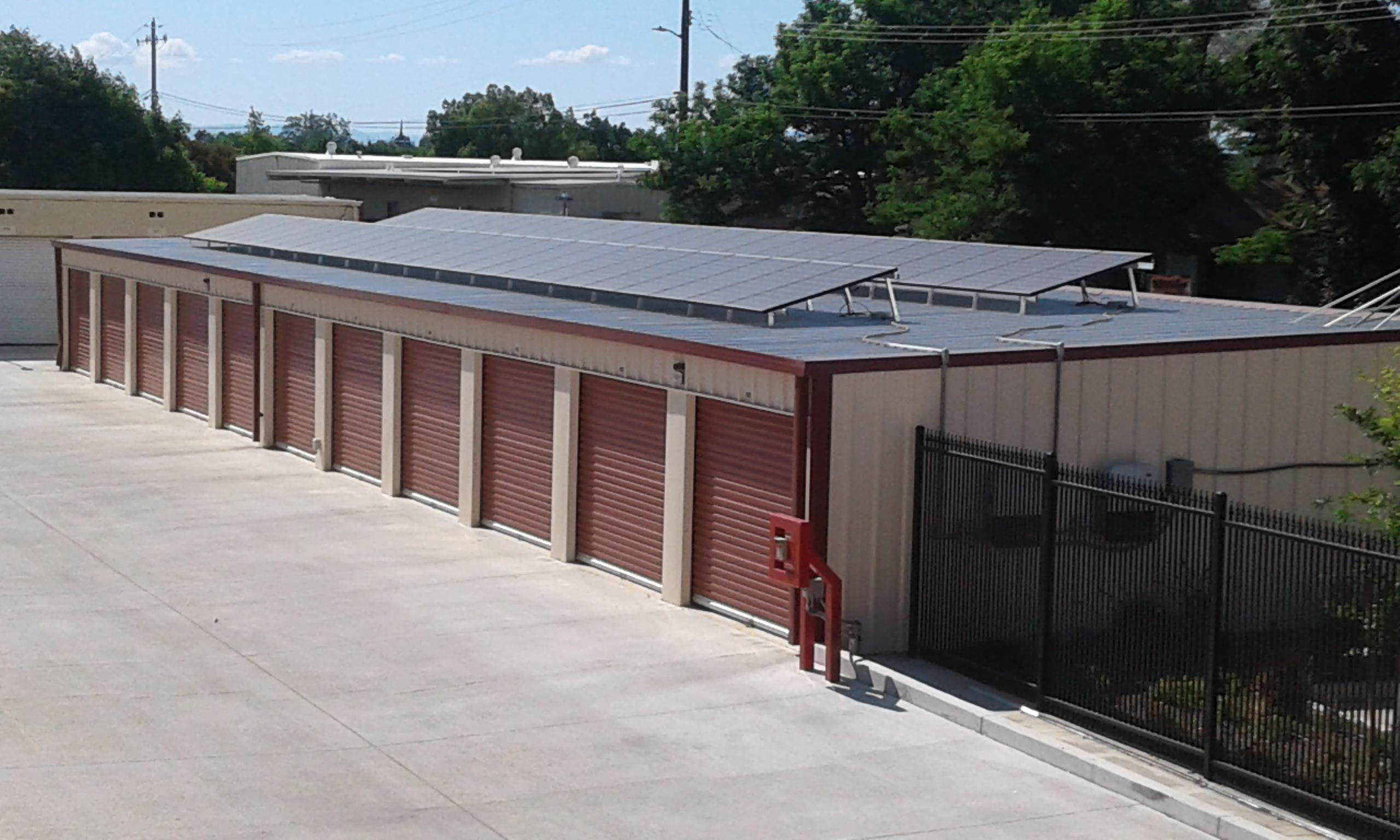 Storage Facility in Red Bluff, CA