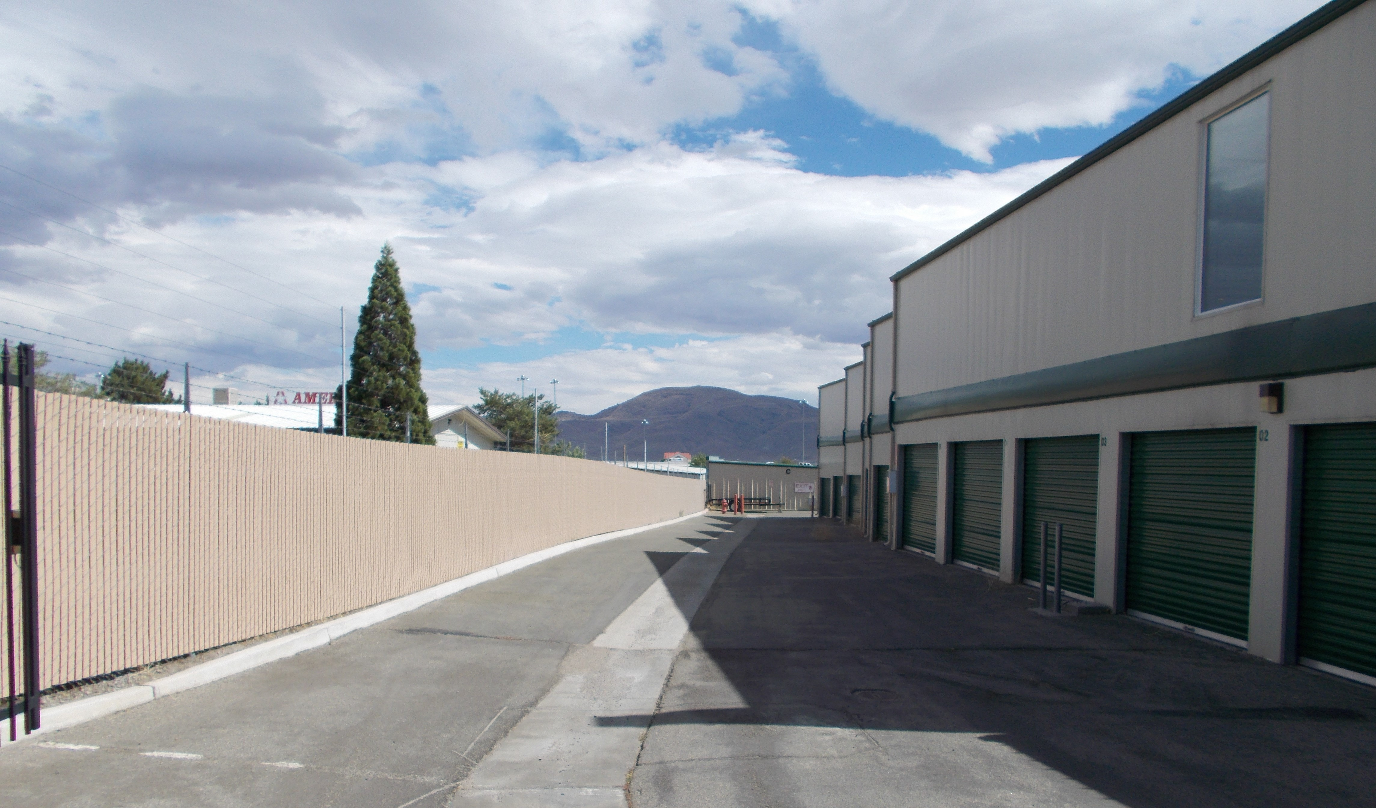 Storage Facility in Reno, NV