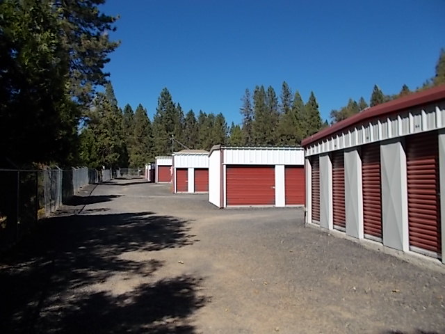 Storage in Magalia, CA