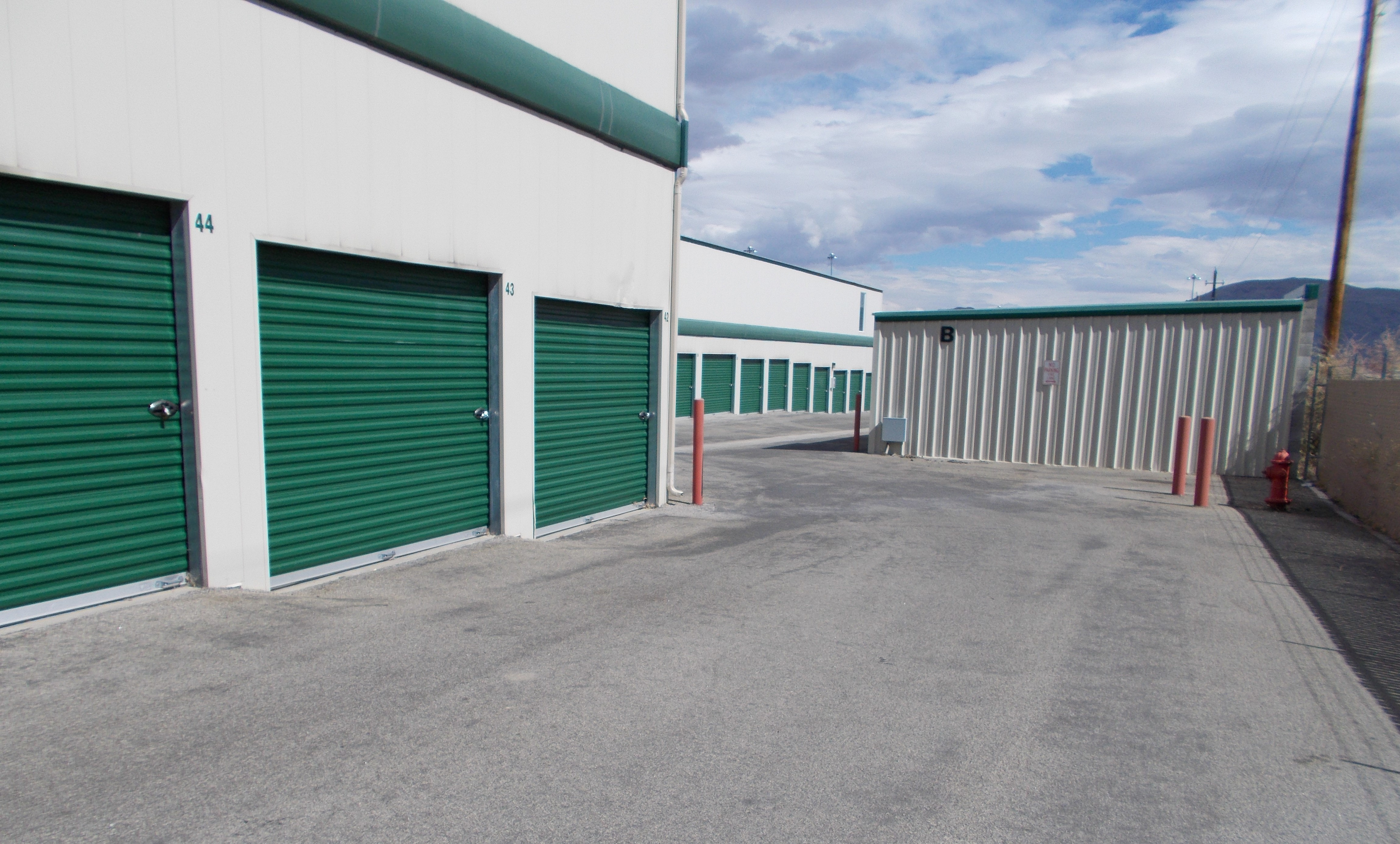 Storage Units in Reno, NV