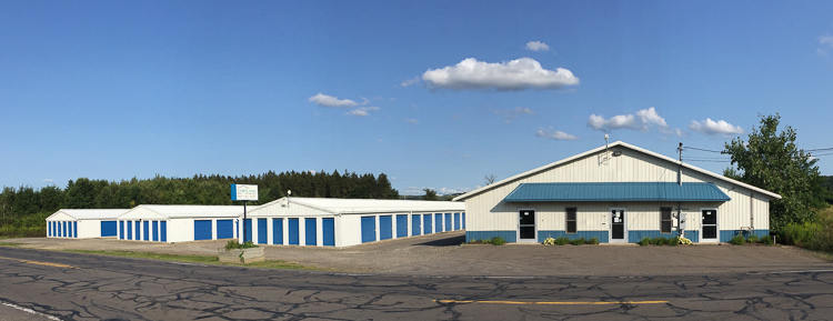 Cortland Self Storage - Luker Road