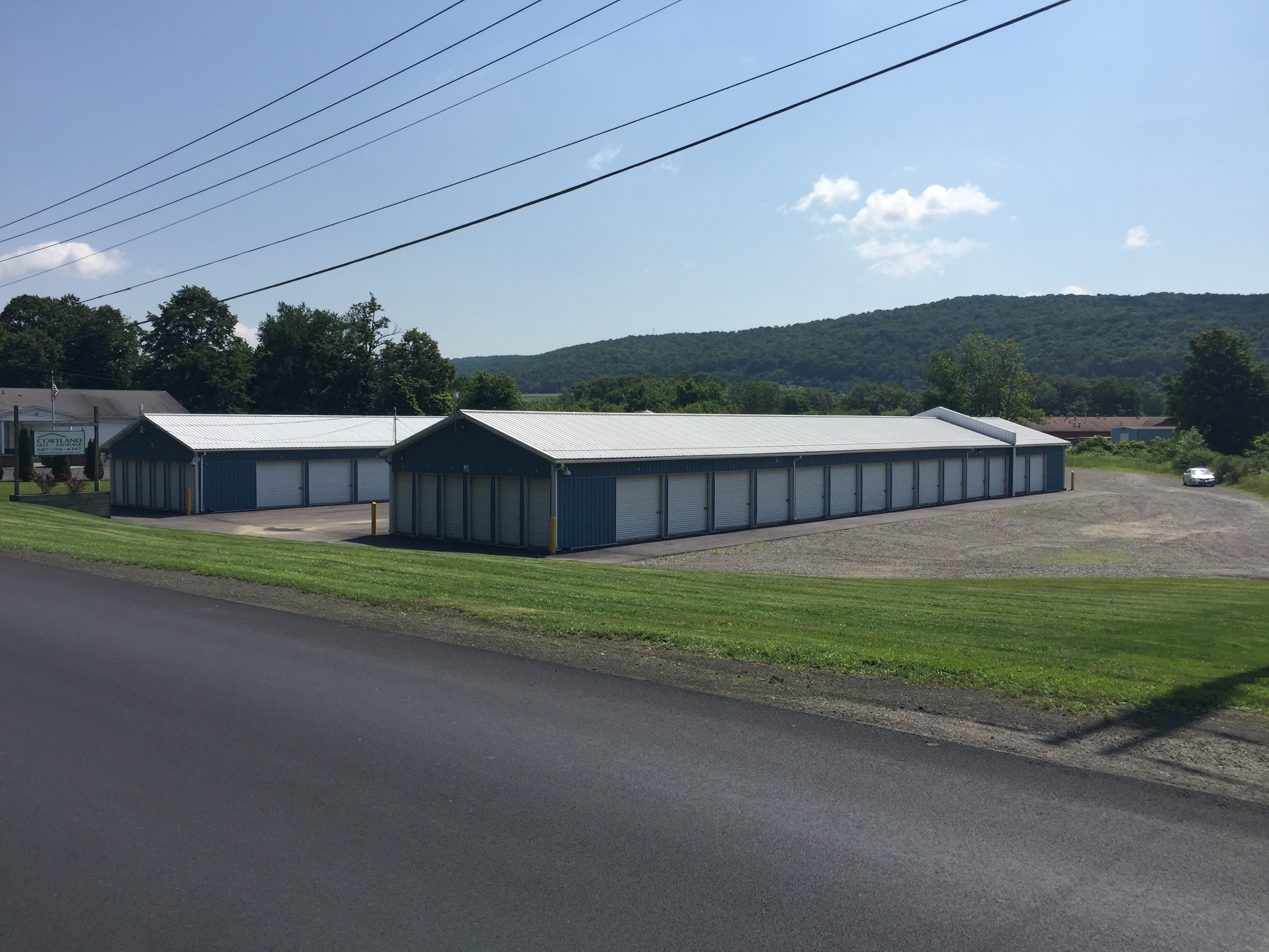 Cortland Self Storage - Route 13 (Blue)