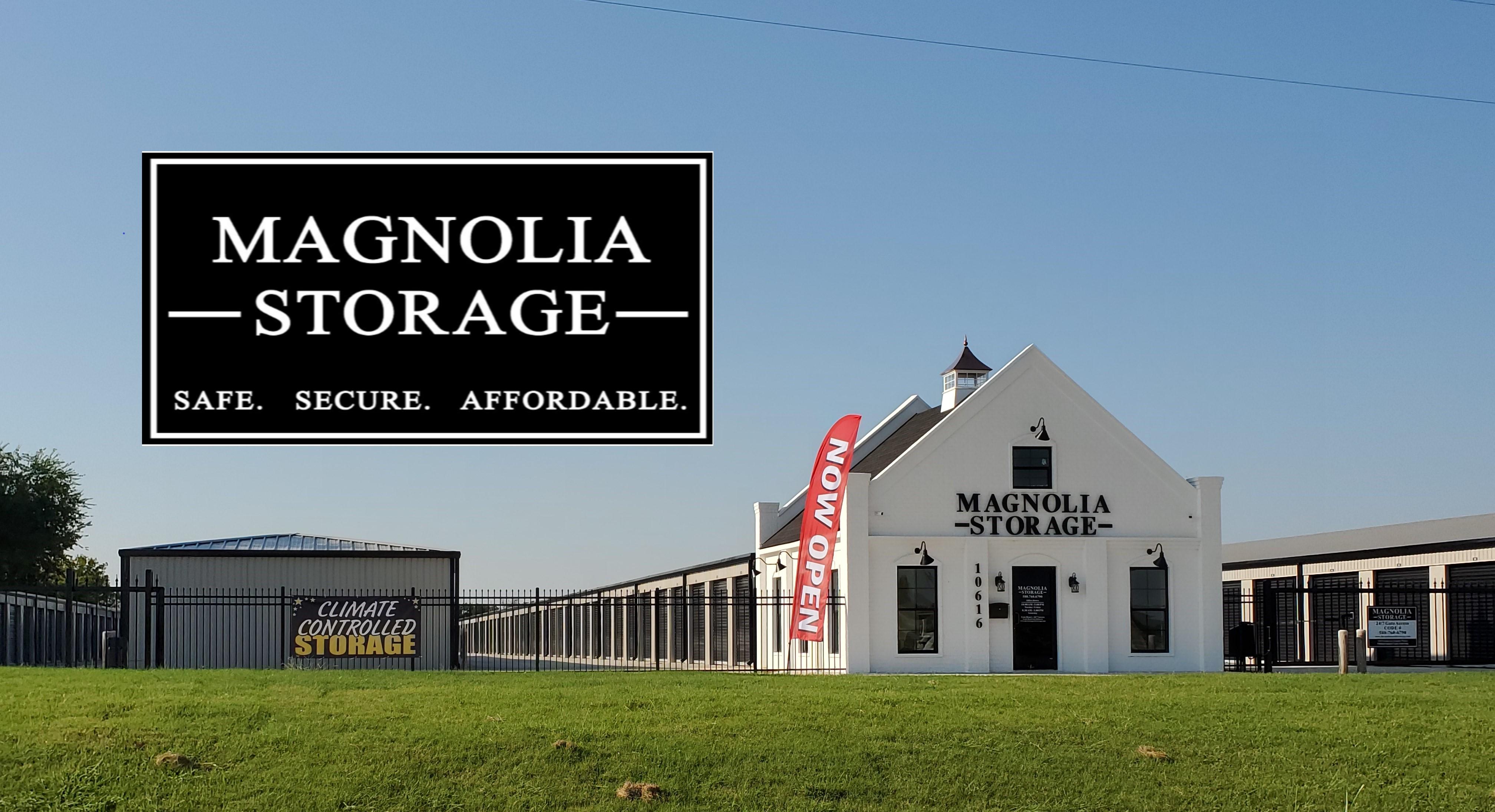 Magnolia Storage