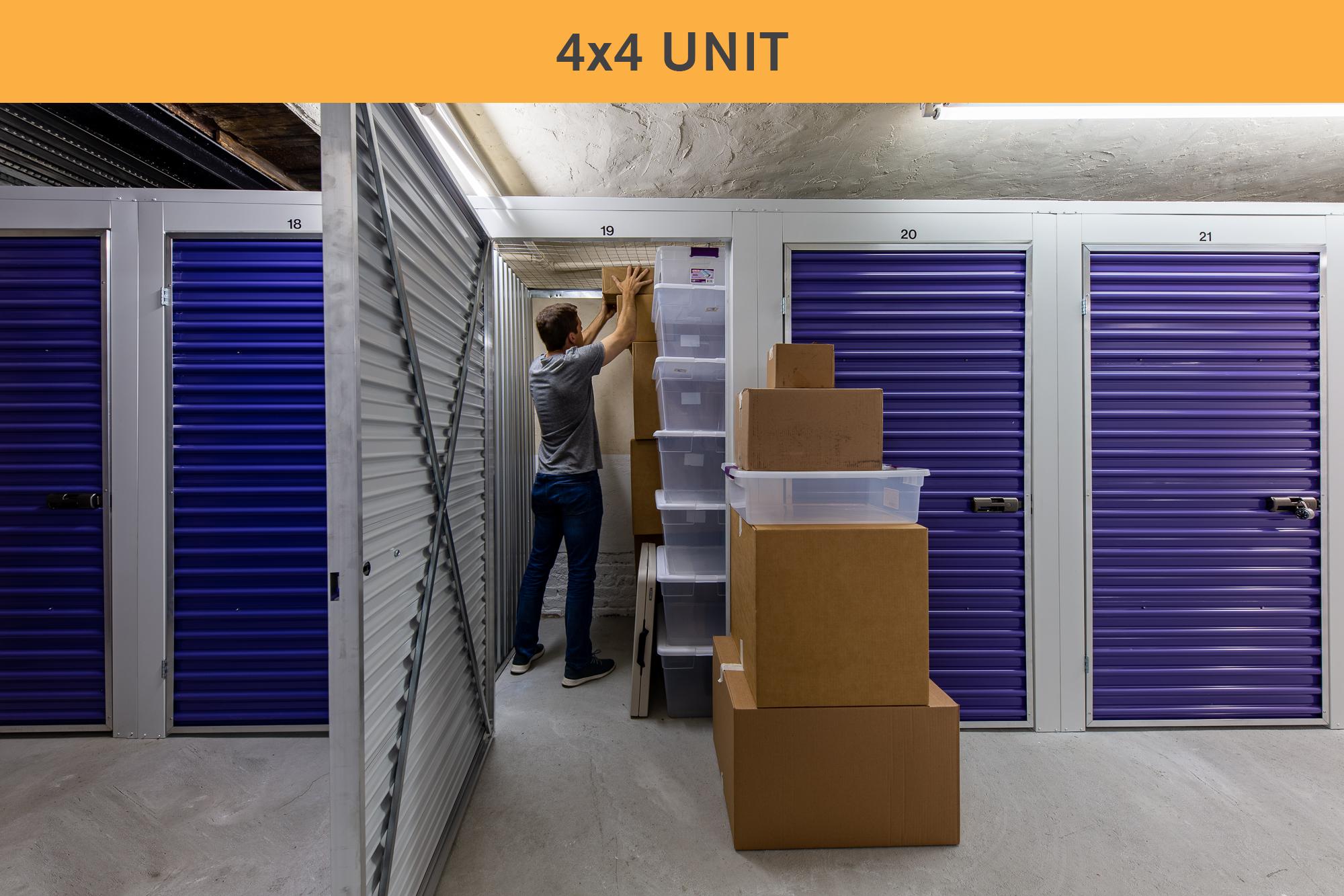 4x4 Unit