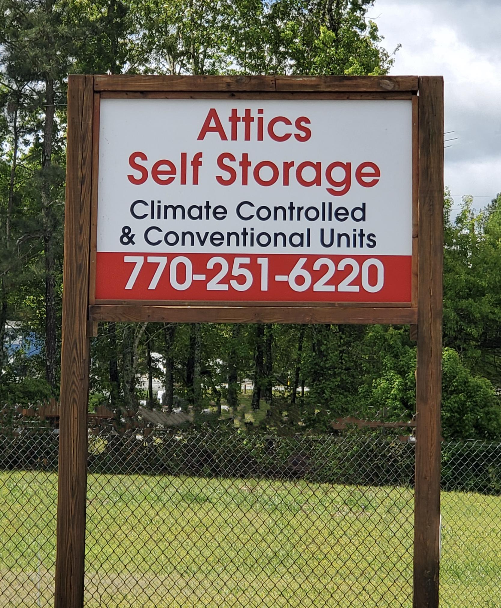 climate controlled units newnan, ga