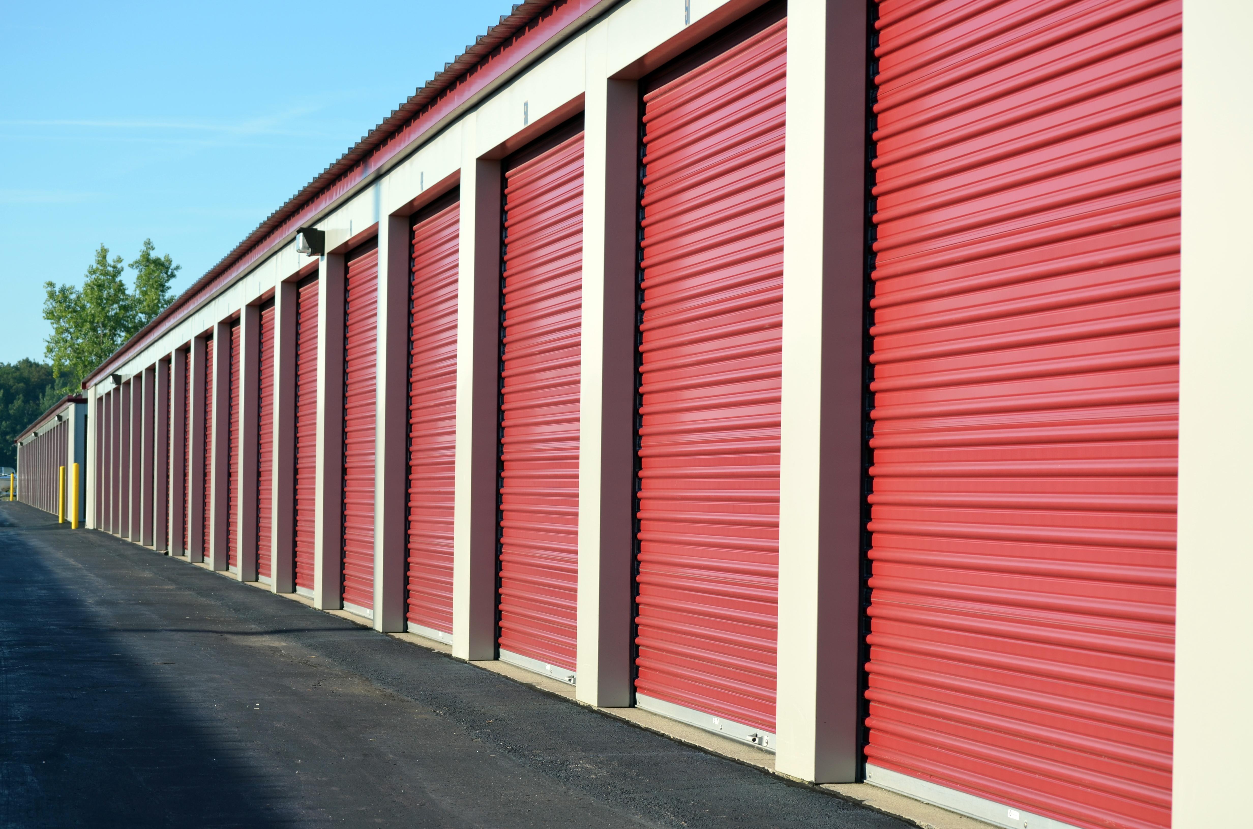 Drive up storage units in LaFayette, GA