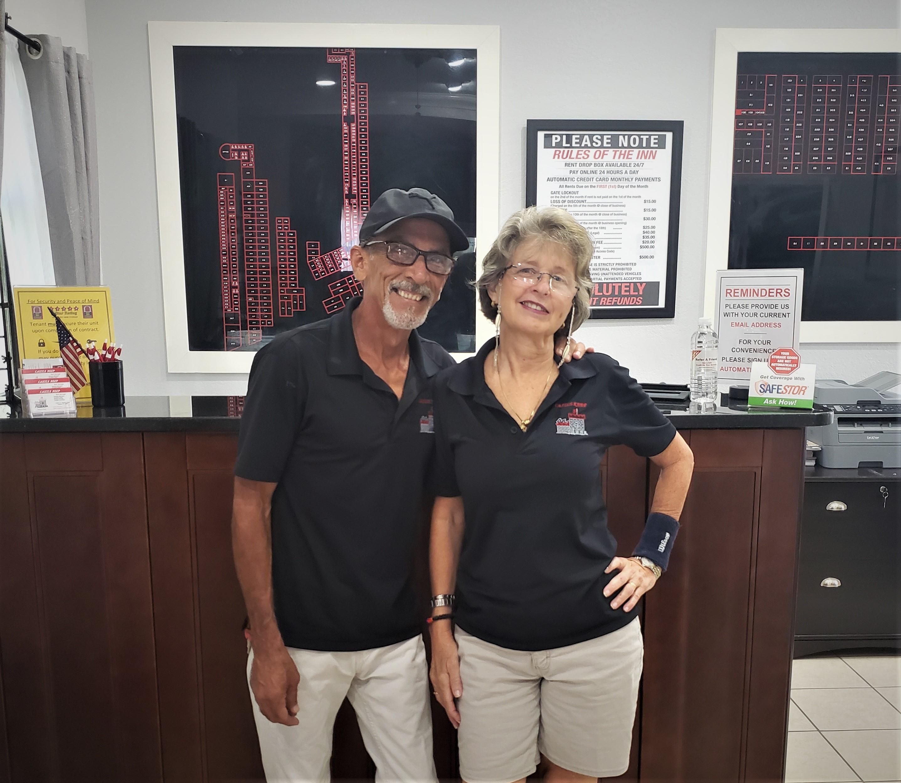 Susan & Oscar
