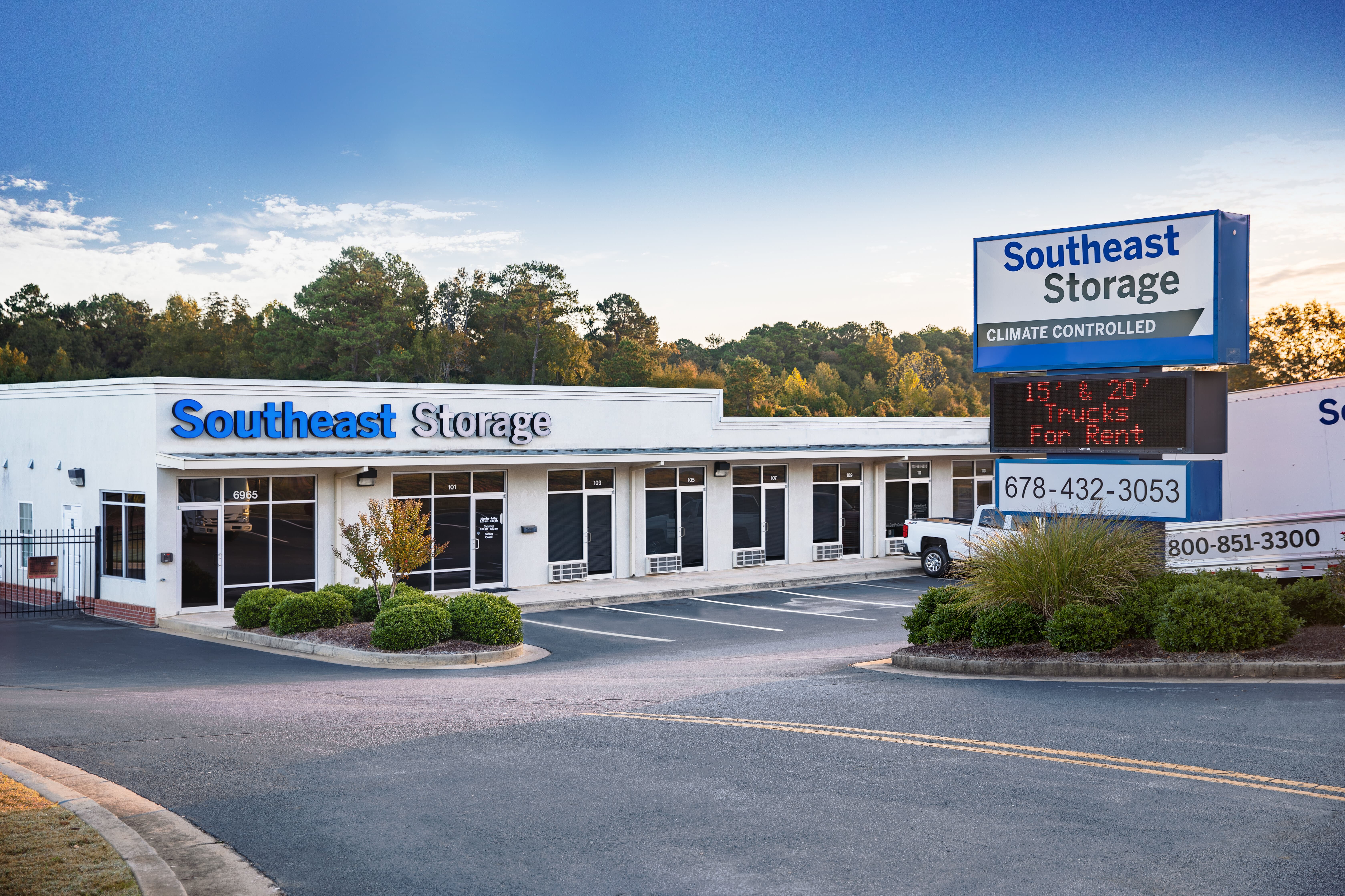 Southeast Storage - Locust Grove