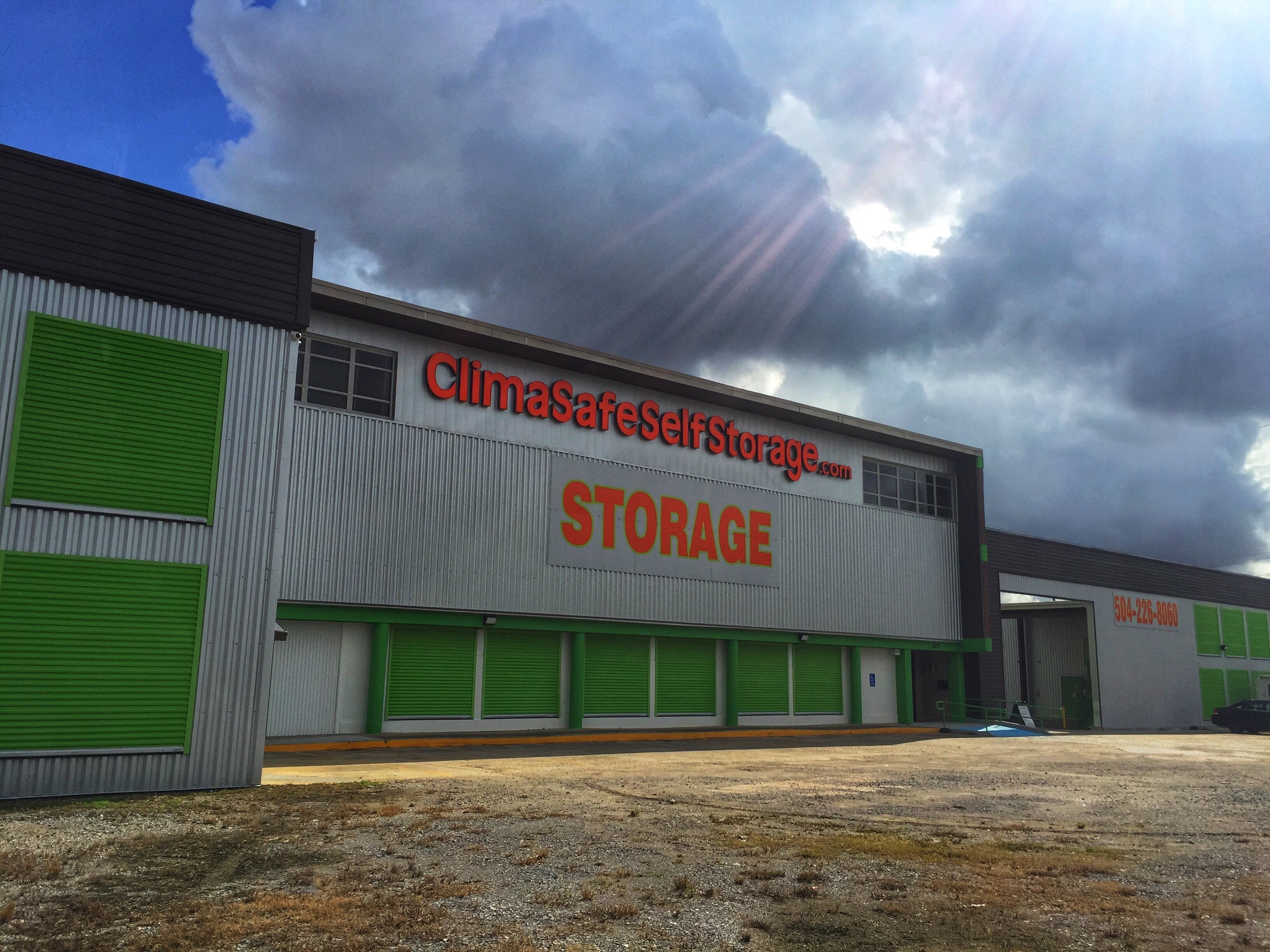 ClimaSafe Self Storage